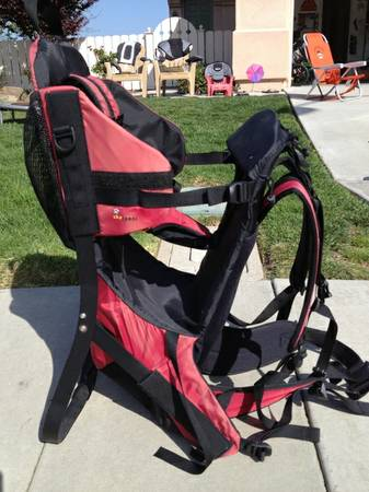 Sherpani Rumba BabyChild Backpack Carrier - $50 (Carlsbad)