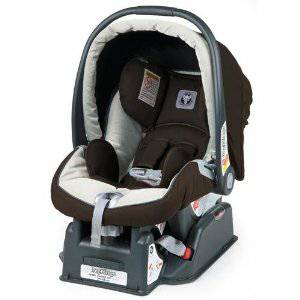 Peg Perego Infant Carrier Carseat - $45 (Poway)