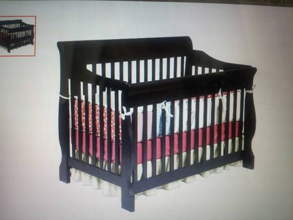 Crib, changing tabledresser, shelf, etc - $500 (Otay Mesa)