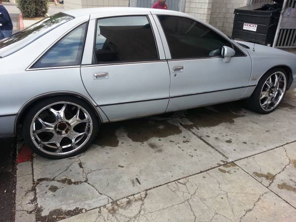 chevy caprice cheap - $1800 (san diego)