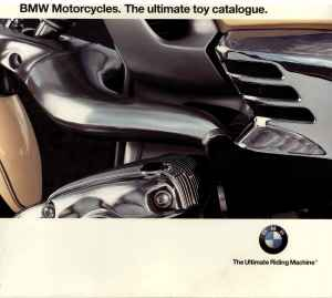 FOR THE BMW MOTORCYCLE ENTHUSIAST OR COLLECTOR OF ADVERTISING ITEMS - $10 (La Mesa)