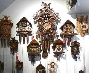 Original-Authentic BLACK FOREST CUCKOO CLOCKS starting from - $215 (North San Diego County Escondido)