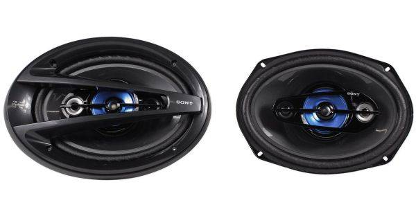 Sony XS-R6944 300W 6x9 Xplod 4 Way Car Speakers - $40 (Mira Mesa or Carlsbad)
