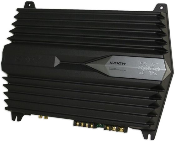 New Sony Xplod 2 Channel Bridgeable XM-GTX1852 1000 Watt Car Amplifier - $80 (Mira Mesa or Carlsbad)