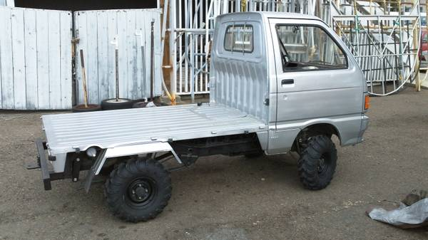 Daihatsu Hijet Mini Truck, UTV, QUAD, Utility Vehicle - $2700 (Point Loma)