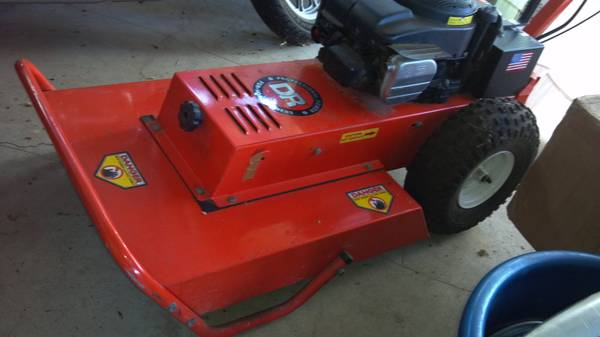 DR Field and Brush Mower - $1500 (Bay Park)