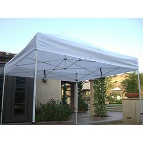 New replacement canopy top for EZ-UP or Caravan 10x10 pop up tents - $89 (Downtown)