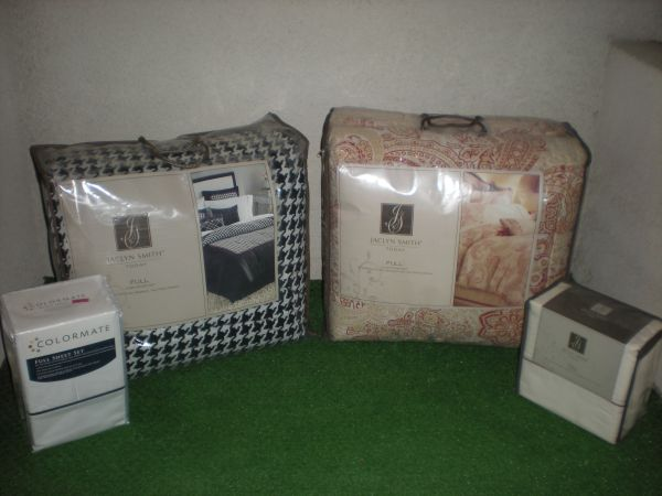 New Full Size Bedding-Comforters, Sheets, Pads---75 DISCOUNTS (La Mesa)