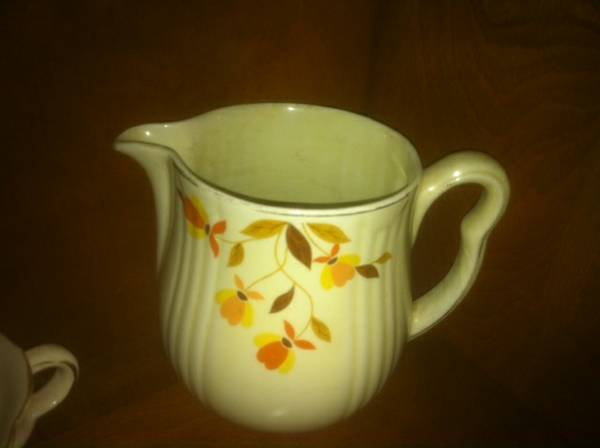 China, Jewel Tea pitcher - $15 (El Cajon, CA)