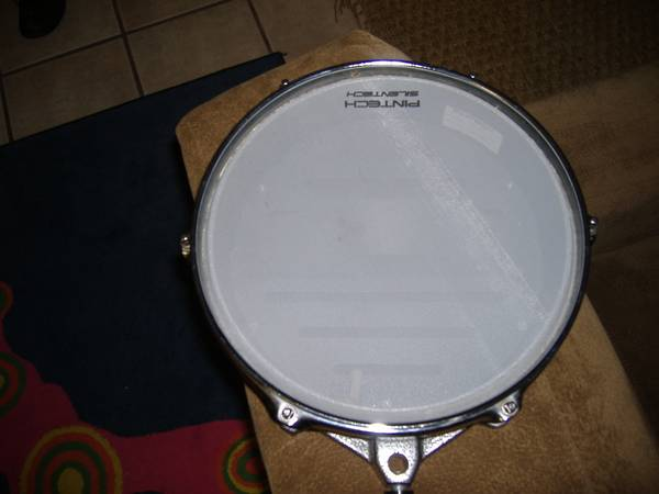 PINTECH ROLAND drum pad tom snare kick electronic drum - $100 (North Park)