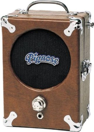 Amplifier Pignose 7-100 Legendary Portable Amp with adapter - $88 (mira mesa)