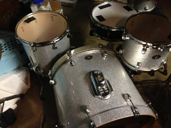 TAMA STARCLASSIC DRUM SET - $800 (Point Loma)