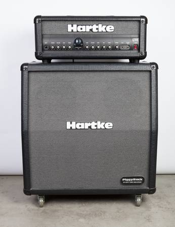 Hartke 60 Watt 2-Channel Mini Stack - $275