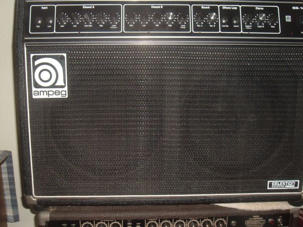 AMPEG SS-140C - $270 (NORML HTS)
