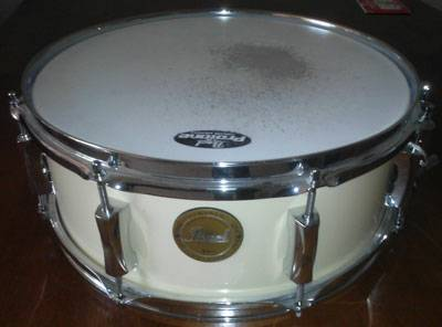 Pearl Limited Edition Ivory Birch Snare Drum - $75 (San Marcos)