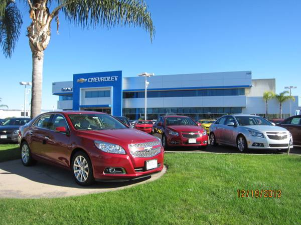 Qualified Internet Sales People, Quality Chevrolet Escondido (Escondido)