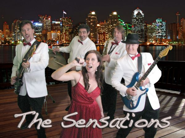 1 Professional VARIETY DANCE BAND for Weddings, Parties Events (San Diego)