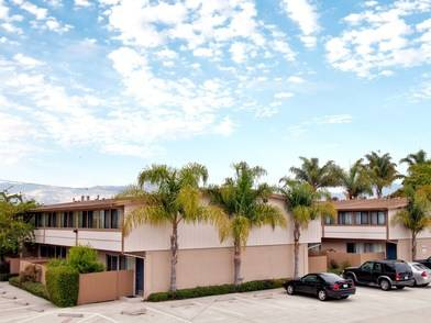 $575 2br - Subleasing Apartment Over Summer (GIRLS ONLY) (Isla Vista-The Sweeps Apartments)