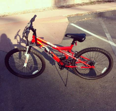 24 Inch Mountain Bike - $80 (Goleta)