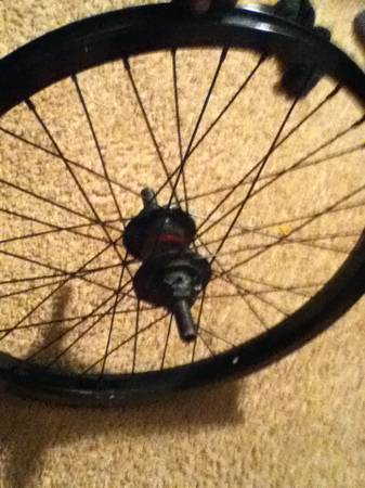 federal v2 freecoaster with demolition zero rim - $70 (lompoc)