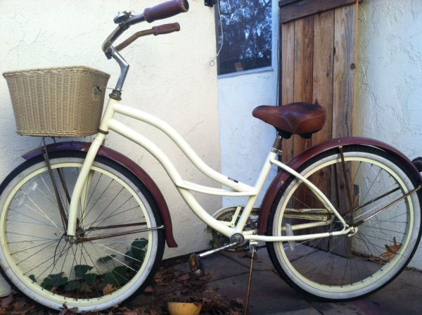 Beach Cruiser for Sale - $75 (Santa Barbara- Mesa Area)
