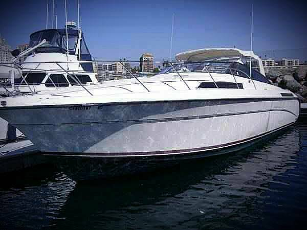 40 Silverton LIVE ABOARD YACHT Express Cruise - $35000 (4805803602 TRADES)