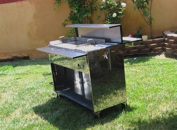 FOR SALE NEW TACO CART - $900 (NORWALK)