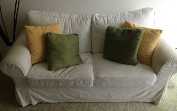 Ikea Love Seat and Chair Set - $125