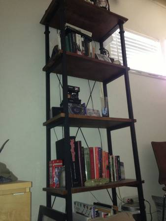 Restoration Hardware style bookshelf for much less - $700 (Santa Barbara)