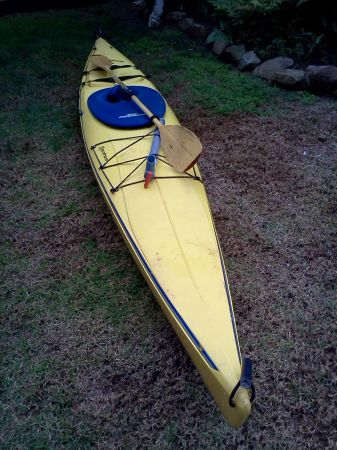 14 Ocean Kayak with Rudder - $449 (Near Turnpike Rd)