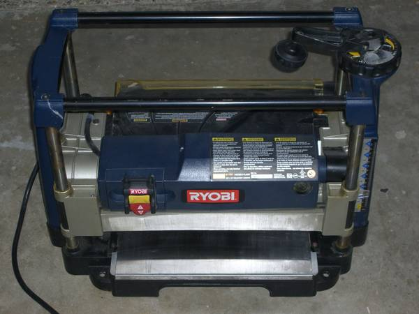 Ryobi 13 Surface Planer AP1301, Works Great - $175 (North Goleta)