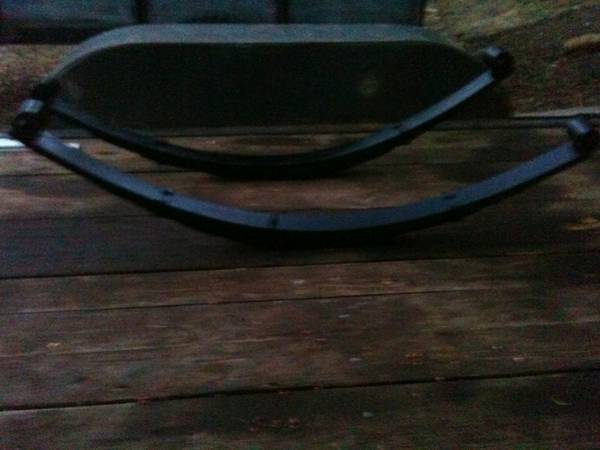 Ford F250 - F350 Rear Leaf Springs - $300 ((Santa Barbara CA) (805 area))