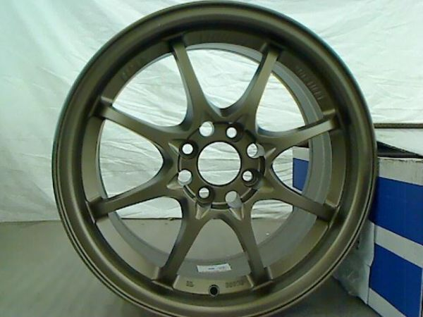 Konig Helium Bronze Wheel ET40 (16x74x100mm) - $600 (Goleta)