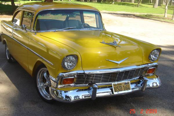 1956 Chevy 210Only $48,000.00 (Ca Central Coast)