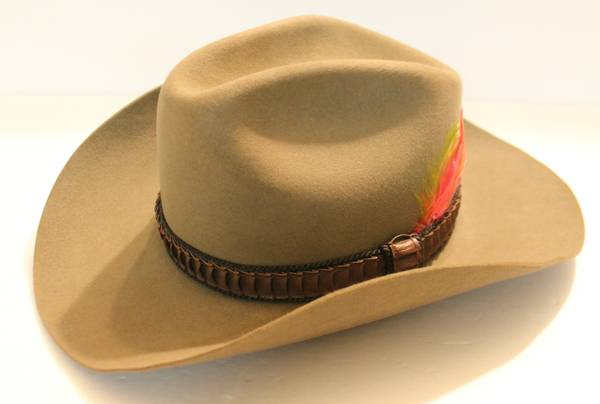 Beautiful Stetson 4x Beaver Hat Size 7-18 wBox - $100 (Santa Barbara County)