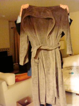Mens Robe by Restoration Hardware BRAND NEW - $50 (Santa Barbara)