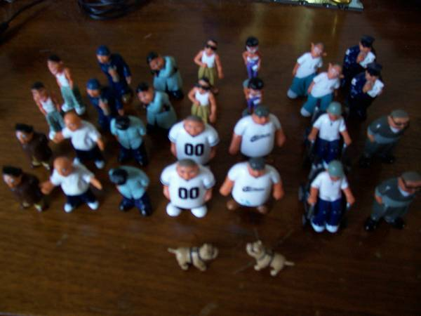 Large Homies CollectionBroncos Pool Ball - $10 (Santa BarbaraGoleta)