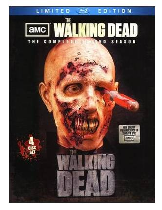 The Walking Dead Season 2 Blu Ray Limited Edition - $200 (Santa Barbara)