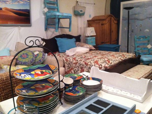 Treasures, collectibles, furniture, must go (Downtown SB)