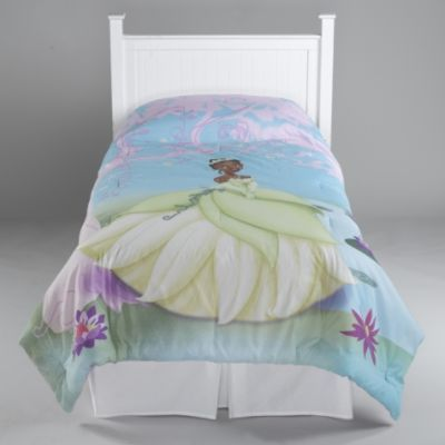 Princess Tiana Frog Bedding Set (Complete) - $15 (Hollister and Turnpike)