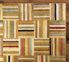 POTTERY BARN Wool Rug 8x10 - $299 (Patterson)