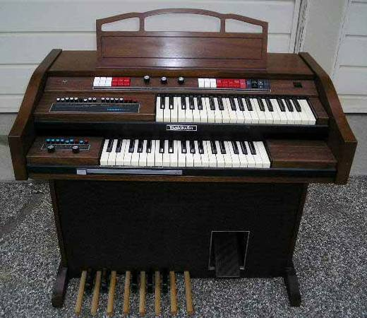 Baldwin Organ, Fun Machine - $150 (Santa Barbara Goleta)