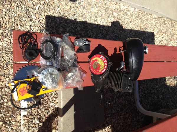 grubee skyhawk bicycle engine - $120 (orcutt)
