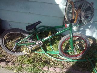 fit bmx bike GT rebound mtn bike for sale - $350 (nipomo)