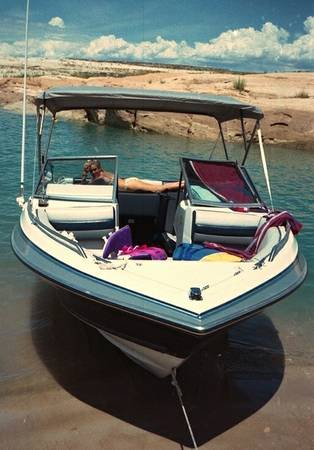 1989- 21 Four Winns 210 Horizon-Great Condition - $5995 (Lompoc)