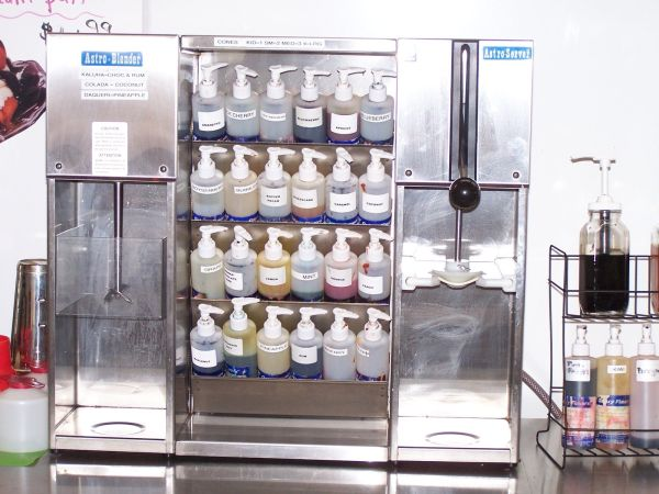 Wadden 24 Flavor Soft Serve System - $2500 (805)