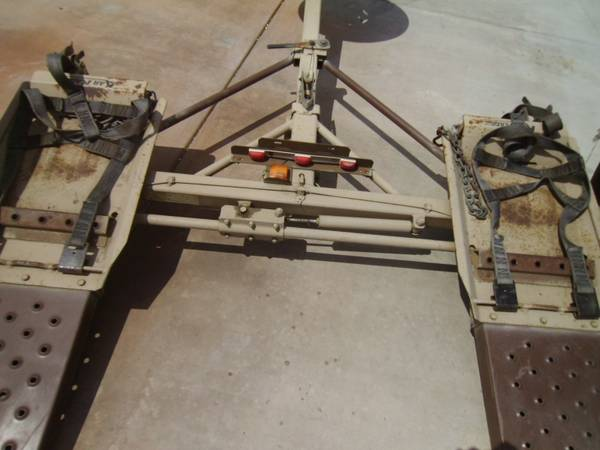 RV car towing dolly by Demco - $800 (lompoc ca)