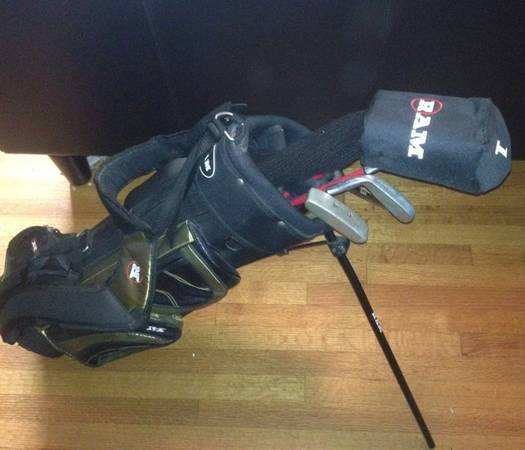 Ram junior golf clubs - $50 (Santa maria CA)