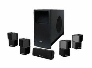 NEW Paramax P- 7 HD Sound Suround Speakers - $120 (Santa Maria )