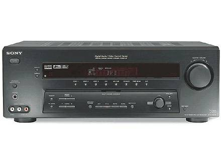 SONY RECEIVER, SONY 5 DISC CD CHANGER 5 SONY SPEAKERS - $275 (5 cities)